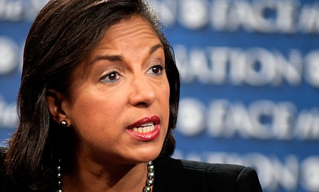 Susan Rice, U.S. ambassador to the U.N.