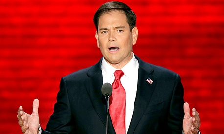 Sen. Marco Rubio, R-Fla.,  who received a 100 percent score from BCFC for suporting small business.