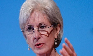 Health and Human Services Secretary Kathleen Sebelius will campaign at seven events throughout the state.