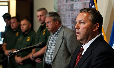 James Turgal, FBI Special Agent speaks hours after the shooting of two Border Patrol agents