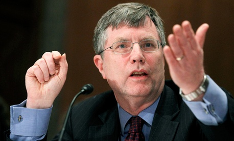 The State Department's Under Secretary for Management Patrick Kennedy made the decision to deny Libya's request.