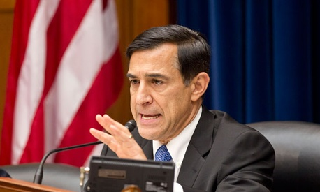 Rep. Darrell Issa, R-Calif. 