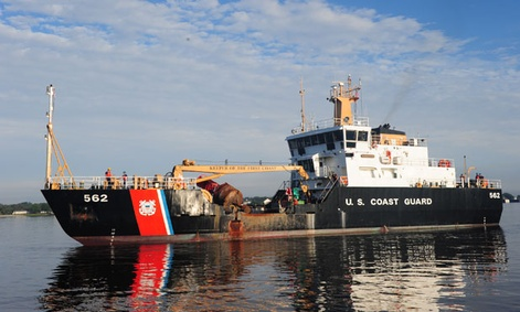 BMCs government customers have included the Coast Guard.