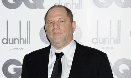 Democratic fundraiser Harvey Weinstein funded the film.