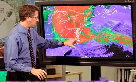 Rick Knabb, director of the National Hurricane Center
