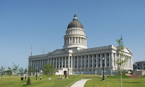 Utah has saved more than $61 million during the past five years by moving state transactions online and contracting some Web services out to third-party vendors, the report said.