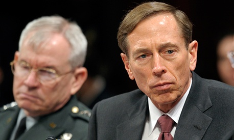 CIA Director David Petraeus