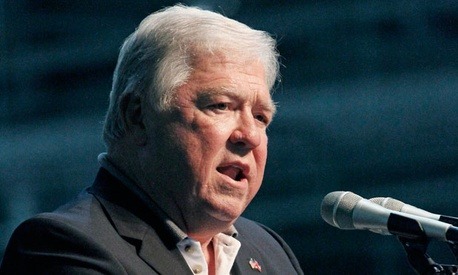 "Former Mississippi's governor Haley Barbour said, ""Hurricane Sandy saved Barack Obama's presidency/"