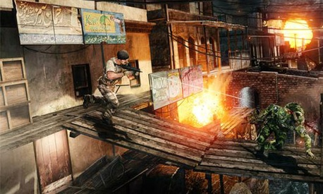  Medal of Honor: Warfighter promotes itself as having a high level or realism.