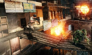 """Medal of Honor: Warfighter"" promotes itself as having a high level or realism."