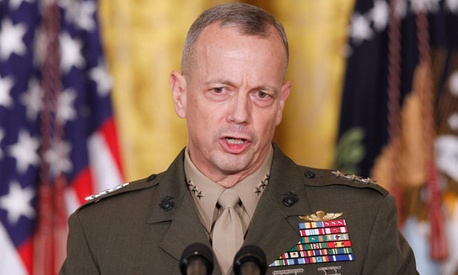 The FBI announced  that it discovered email between Gen. John Allen and Jill Kelley.