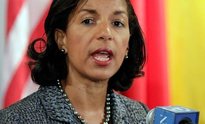 U.S. Ambassador to the United Nations Susan Rice