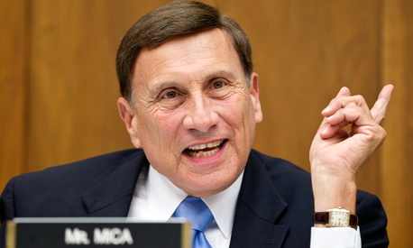 House Transportation Committee Chairman Rep. John Mica, R-Fla.