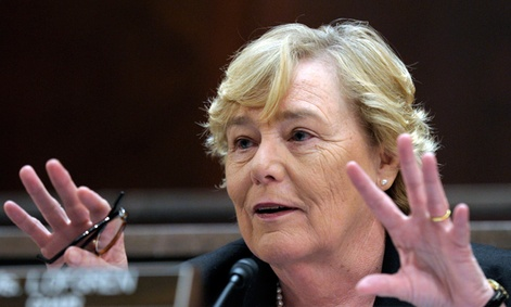  Rep. Zoe Lofgren, D-Calif.