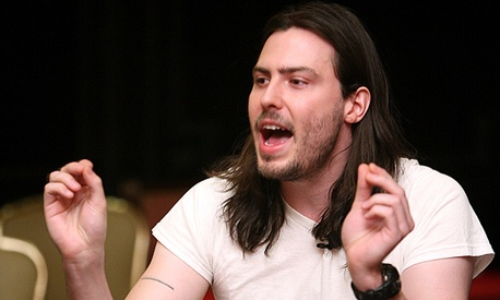 Musician Andrew W.K.