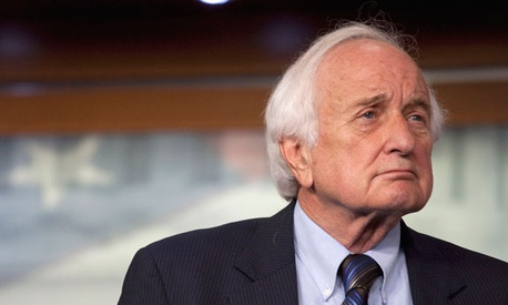 Rep. Sander Levin, D-Mich. sent a letter asking when the report will be reposted and whether a congressional staff member had asked CRS to withdraw it.