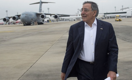 Defense Secretary Leon Panetta instituted the efficiency programs in fiscal 2012, with the savings coming over a five-year period. 