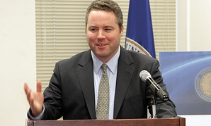Office of Federal Procurement Policy Administrator Joe Jordan