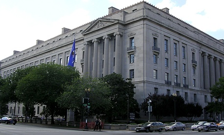 Justice Department headquarters