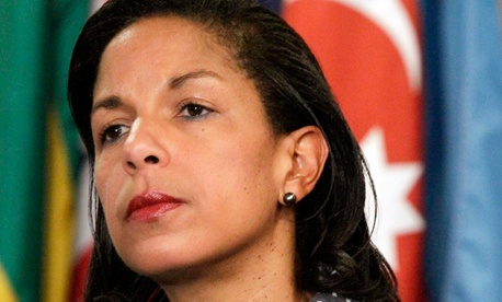 U.S. Ambassador to the U.N. Susan Rice