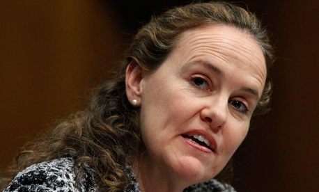 Michèle Flournoy is the former Under Secretary of Defense for Policy.