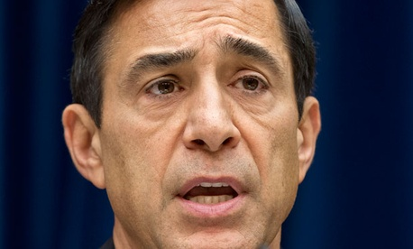 Rep. Darrell Issa, R-Calif.,  urged passage of an extension of the freeze.