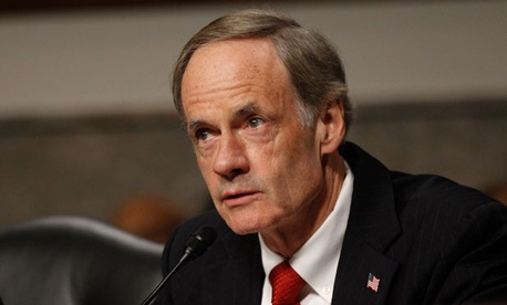 Sen. Tom Carper, D-Del., signed a joint statement promising movement.