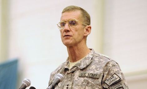 Gen. Stanley McChrystal