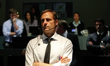 """This film image released by Columbia Pictures shows Mark Strong in a scene from """"Zero Dark Thirty""""."""