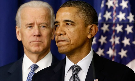 Obama and Biden unveiled the plan Wednesday.