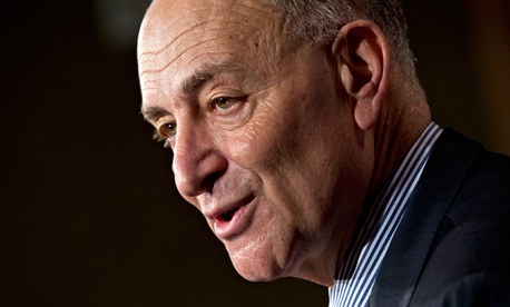 Sen. Charles Schumer, D-N.Y.