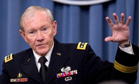 Joint Chiefs Chairman Gen. Martin Dempsey 