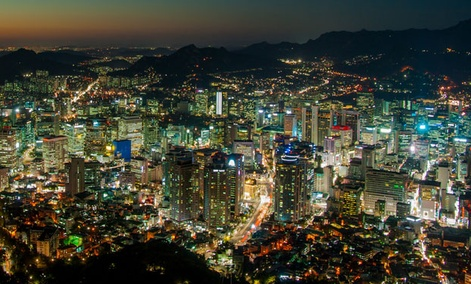 Seoul is South Korea&#39;s largest city and one of the most populous cities in the world.