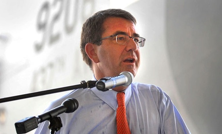 Deputy Defense Secretary Ashton B. Carter issued a memo authorizing all Defense components to instate a hiring freeze and other budget-cutting measures earlier this month.