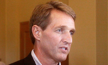 """The only thing worse than the sequester is no sequester. We have got to hit those budget targets,"" Sen. Jeff Flake, R-Ariz., said."