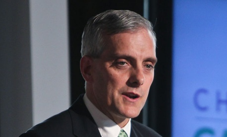Denis McDonough is set to become Obama&#39;s fifth chief of staff.