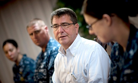 Deputy Defense Secretary Ashton Carter confirms the Pentagon is preparing for April-though-September furloughs.