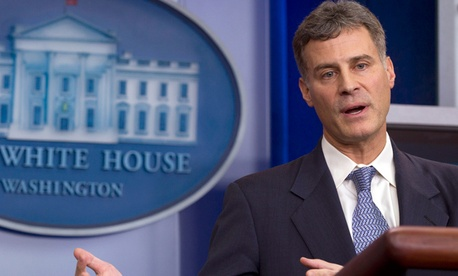 Alan Krueger, chair of the White House Council of Economic Advisers