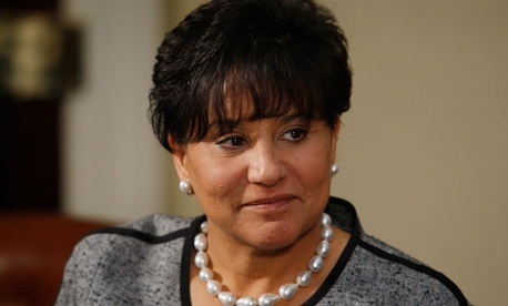 Penny Pritzker is considered a top contender for the Commerce job.