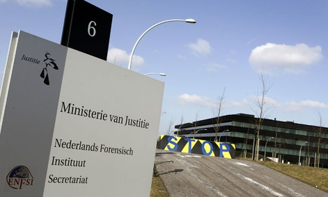 The Netherlands Forensic Institute building is in The Hague.