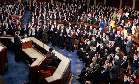 Joint Session of Congress and the Senate