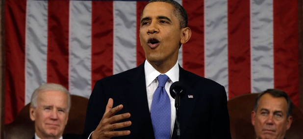 President Obama delivers his state of the union address Tuesday night.