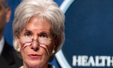 """We are committed to providing [states] with the flexibility, resources, and time they need to deliver the benefits of the Affordable Care Act to the American people,"" HHS head Kathleen Sebelius said."