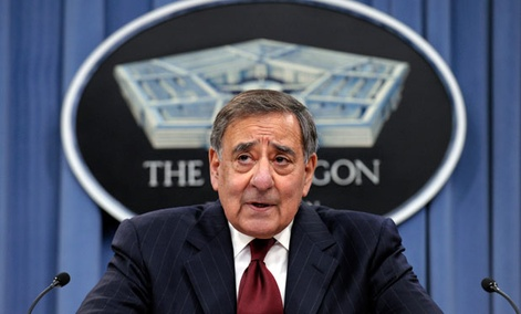 Defense Secretary Leon Panetta, speaking at a Feb. 13 press briefing, said the new award recognizes the reality of the kind of technological warfare that we are engaged in, in the 21st century. 