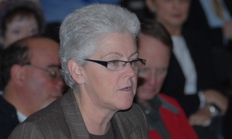 Gina McCarthy was Connecticut Department of Environmental Protection Commissioner .
