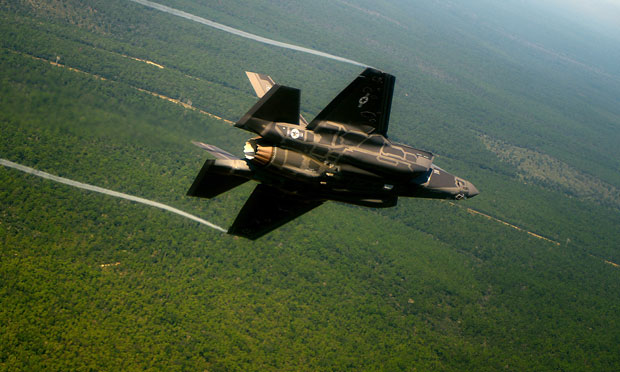 Pentagon Grounds F-35 Aircraft Fleet