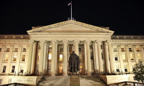 Treasury Department headquarters
