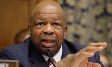 Rep. Elijah Cummings, D-Md.,  made the notice available, saying House Republicans have refused a vote on Democrats alternative plan to sequestration.
