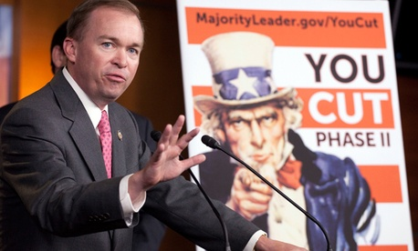 Rep. Mick Mulvaney, R-S.C.