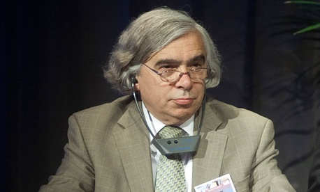 MIT&#39;s Ernest Moniz is Obama&#39;s pick to head the Energy Department.